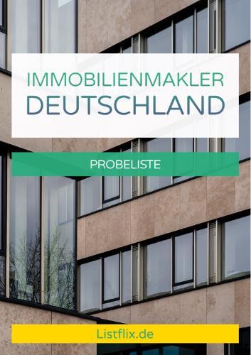 Immobilienmakler Deutschland Liste