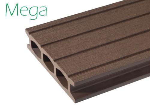 Mega deck composiet brugdekplanken