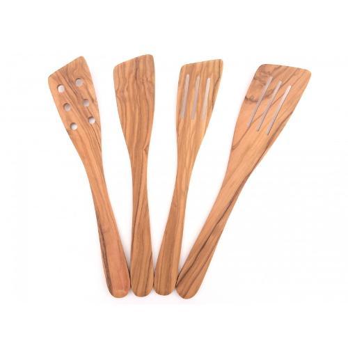 Spatules en bois pour la cuisine