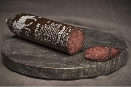 Moose sausage Norway