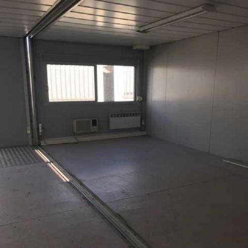 Bâtiments modulaires pour salles de réunion
