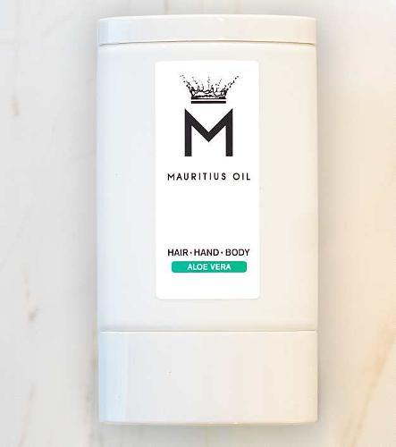 Mauritius Oil Hair-Hand-Body Shampoos, 330ml