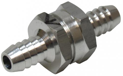 Check valve f. 8 mm inside