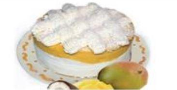 Vacherin coco mangue