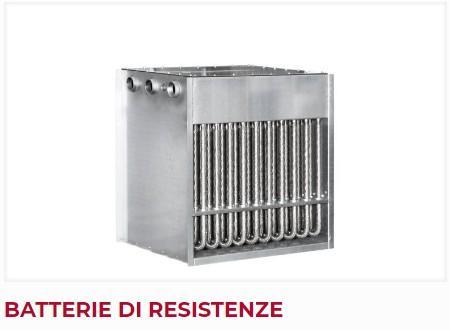 Batterie di Resistenze