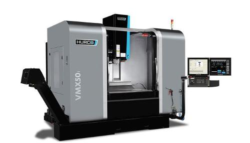 3-Axis-Machining-Center High performance - VMX 50i