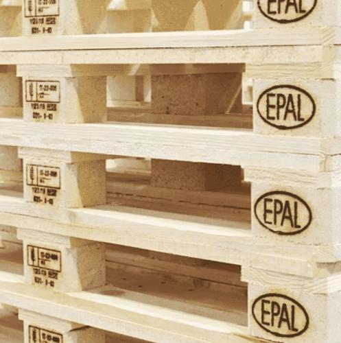 Pine Wood Epal Pallet