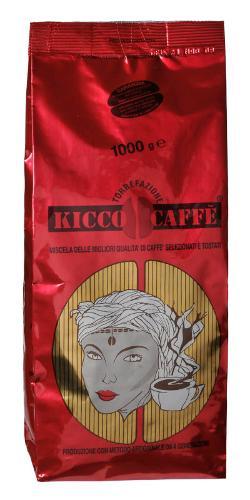Gran Miscela Kiccocaffè 50% arabica 50% robusta