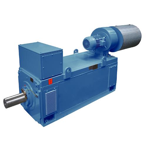 Compact-asynchronous-motors For Ship To Shore Cranes