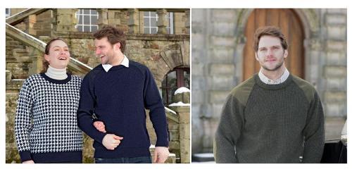 Heritage Scottish knitwear