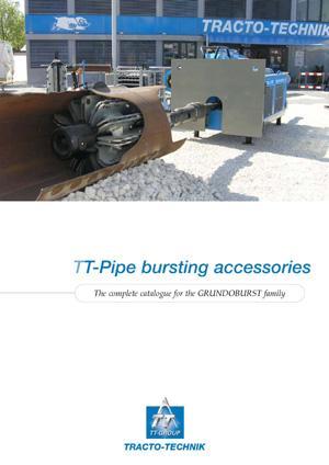 Pipe Bursting Accessories