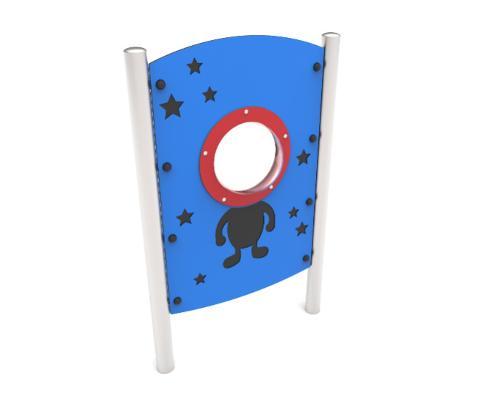 Astronaut porthole
