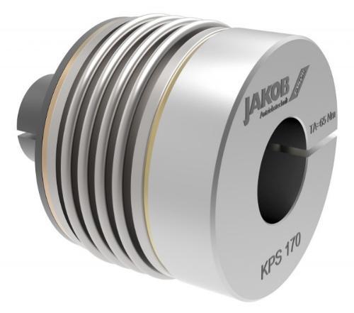 Metal bellows coupling KPS