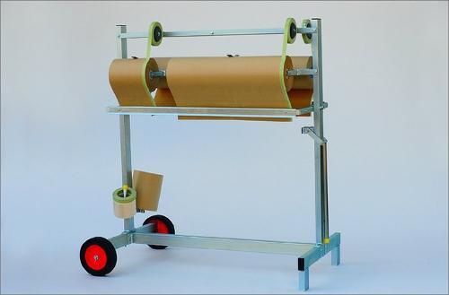 Papierabreißwagen BREMEN