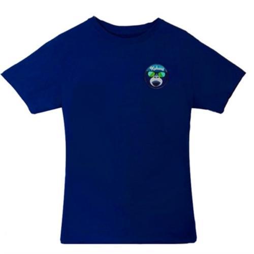 Camiseta Surfera Royal Monkey Face