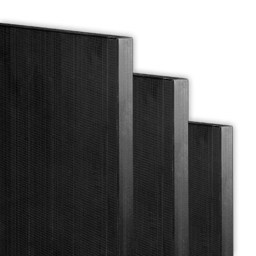 PA 6 G schwarz Platten 20 – 100 mm Stärke