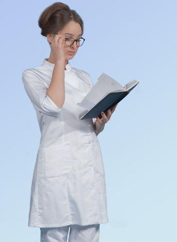 Blouse Medécin femme