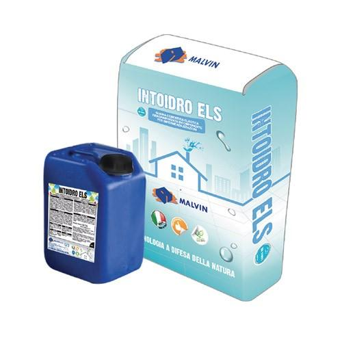 Waterproofed premixed malta Inoidro ELS