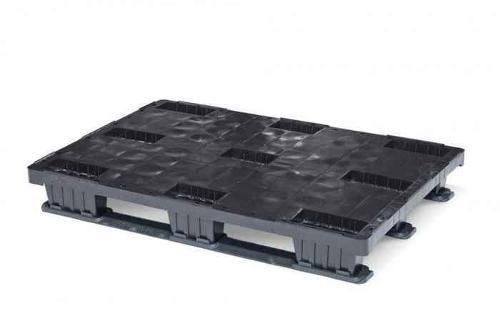 Kunststof Exportpalette QP1208LR3RR-CD