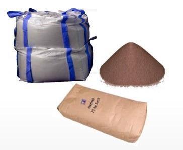 Granatsand Abrasiv Material
