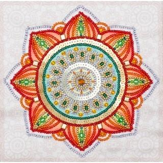 """Bead and sequins embroidery kit """"TO HAPPINESS"""""""