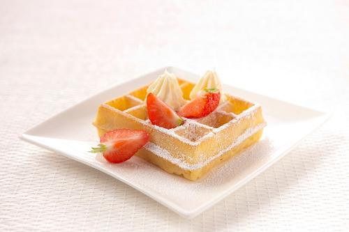 Brussels Waffles - 40g - 3x4 Alveolus