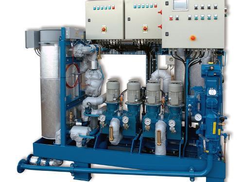 Modules de fuel lourd