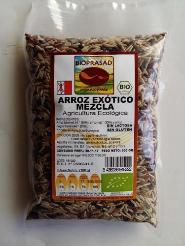ARROZ EXOTICO MEZCLA