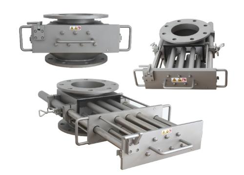 Sistemas de separación magnética
