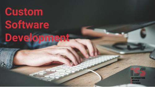 Custom Software Development using Java, Javascript