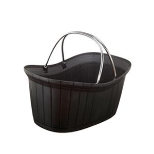 Elegant shopping basket