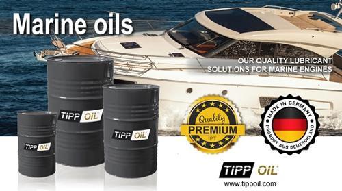 TIPP OIL - Marineöle