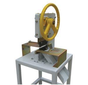 Kollu Kırma Manuel Chopping Machine