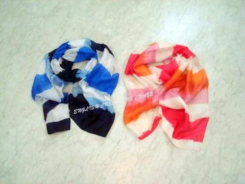 Silk Printed scarves