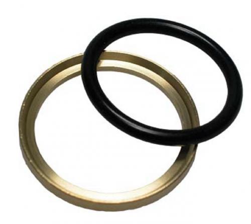 BR 10/14 brake gasket brass