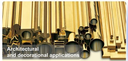 BRASS EXTRUDED PRODUCTS