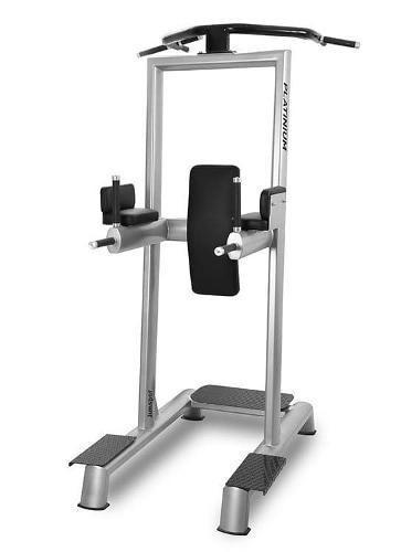 abdominal machine with horizontal bar