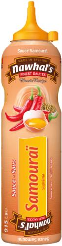 Sauce Nawhal's SamouraÏ