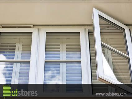 fenêtres PVC et Aluminium