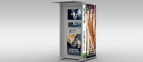 Distributeur Automatique de Baguettes & Viennoiseries