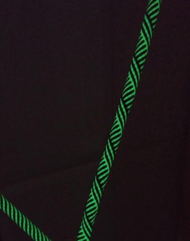 Glow in the dark rope
