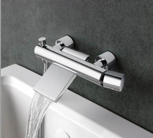 Monocomando de banheira e duche