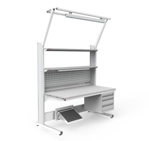 Furniture for high-precision production of advanced equipmen