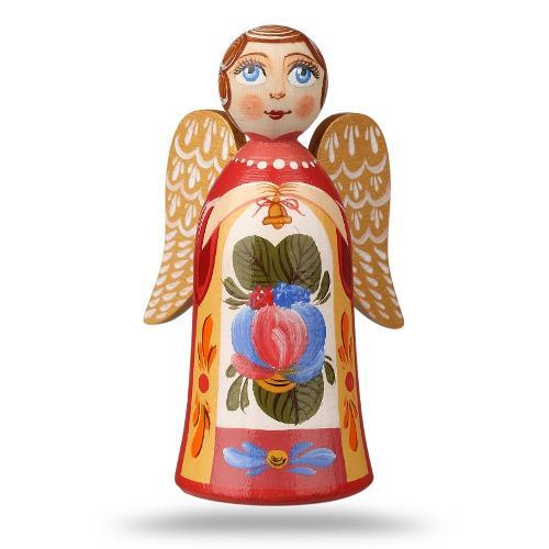 """تمثال/ دمية خشبي """"الملاك"""""""