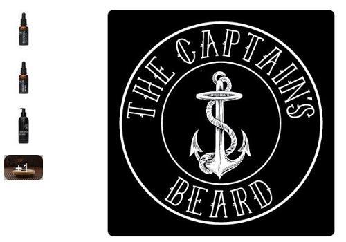 The Captain's Beard Beard
