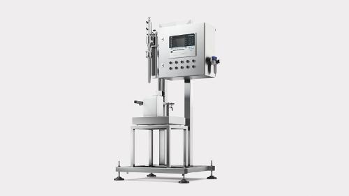 Semi-automatic filling system FSL-PRO S