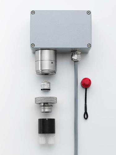 Gasdetector : Detects VOC Gases and Vapors