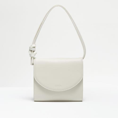 Luna Bag Off-white, Grey-white