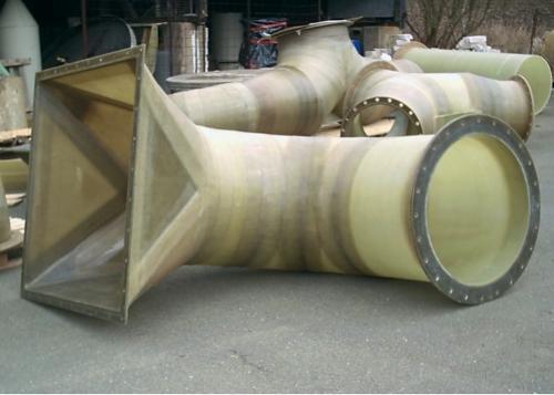 Стеклопластиковые трубопроводы