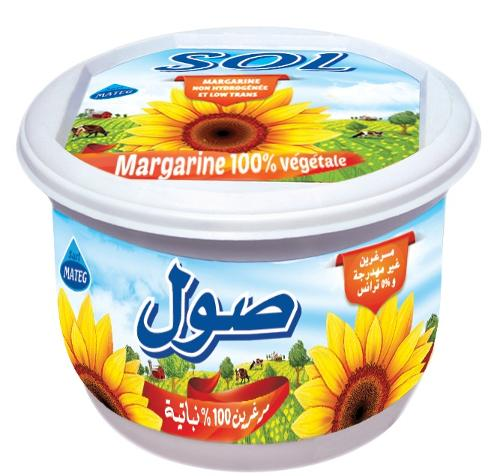 Margarine SOL